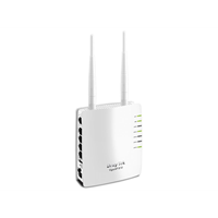 DrayTek VigorAP 810, 802.11n Access Point 5 LAN poorten waarvan 1 PoE, 1 USB poor