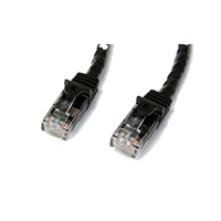 UTP patchcable black 2 m