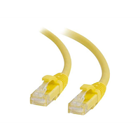 UTP patchcable yellow 1 m