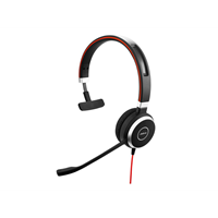 Jabra EVOLVE 40 MS Mono (USB / 3,5 mm jack)